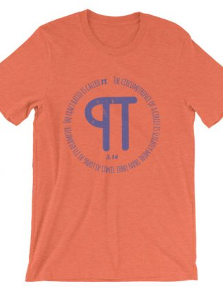 Pi Day - March 14 T-shirt