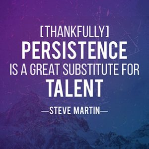 Persistence-vs-Talent Poster350x350