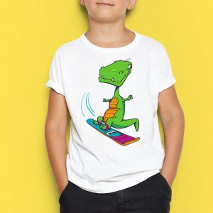 T-shirts for kids and adults